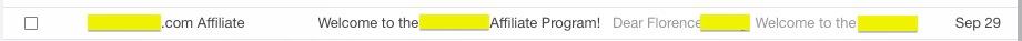 邮件批下广告