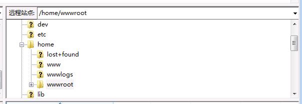 vps网站根目录